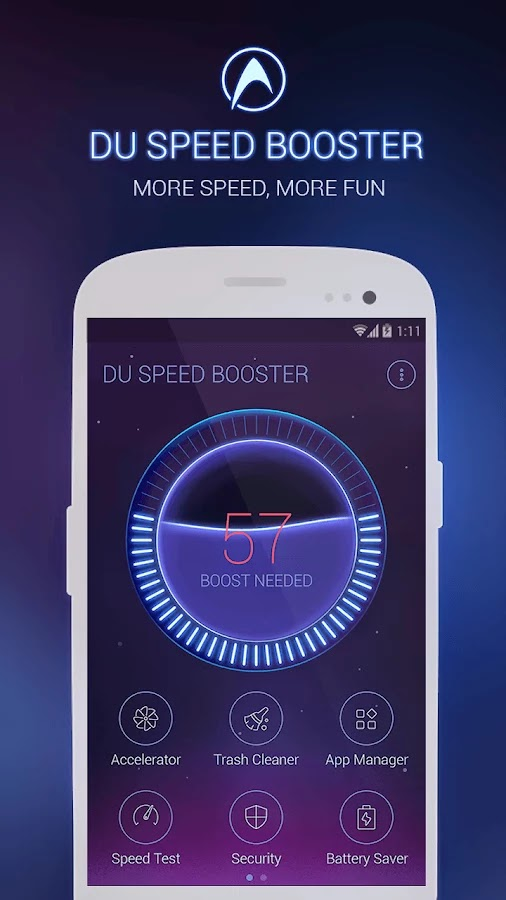 DU Speed Booster (Optimizer) v2.6.6