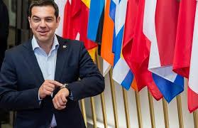 ALEXIS TSIPRAS: EUROPE'S GOLDEN BOY?