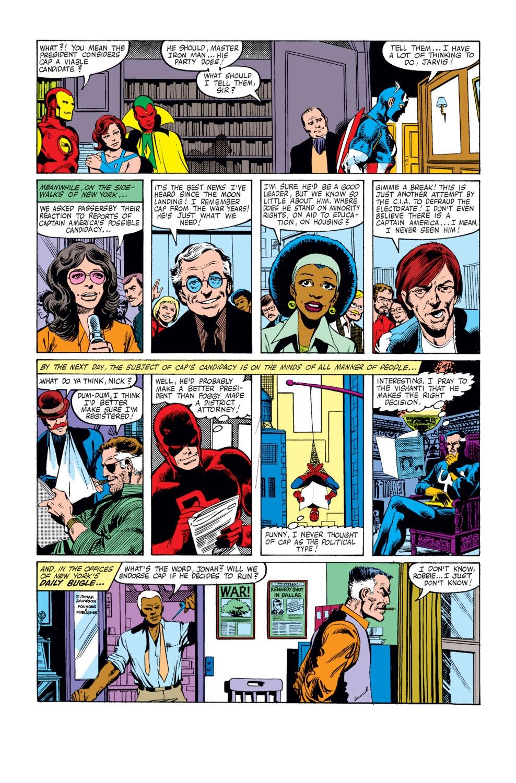 Captain America (1968) Issue #250 #165 - English 13