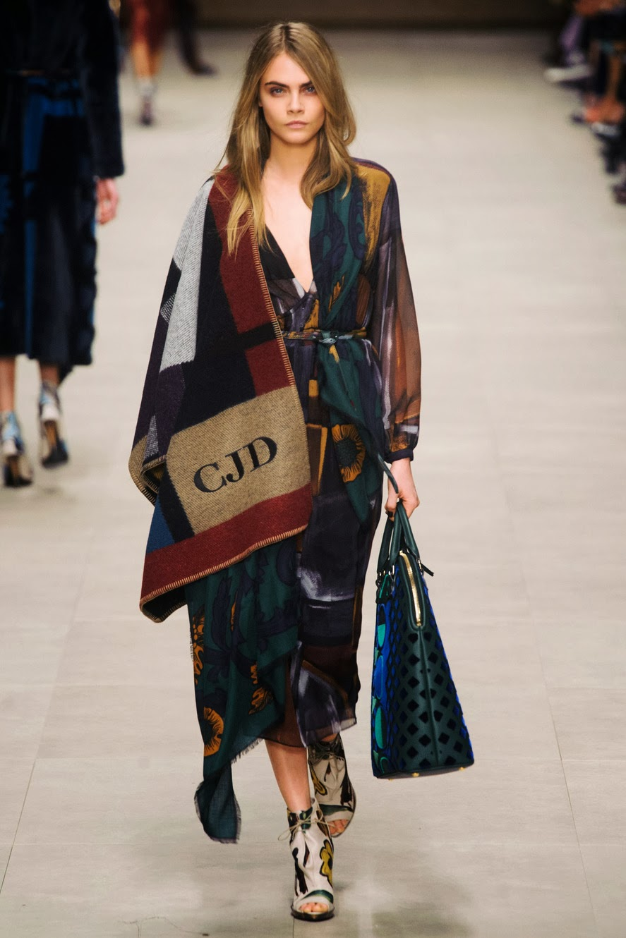 FW2014 RTW Burberry Prorsum on thewellset.com