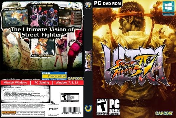 Download Ultra Street Fighter IV PC FullRip Ultra Street Fighter IV PC XANDAODOWNLOAD