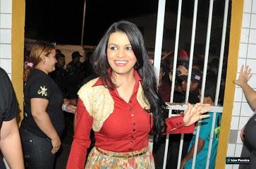 Cantora Damares em Chapadinha-MA