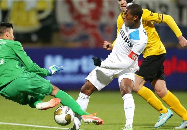 Piala Belanda : Roda JC 3-2 PSV Eindhoven