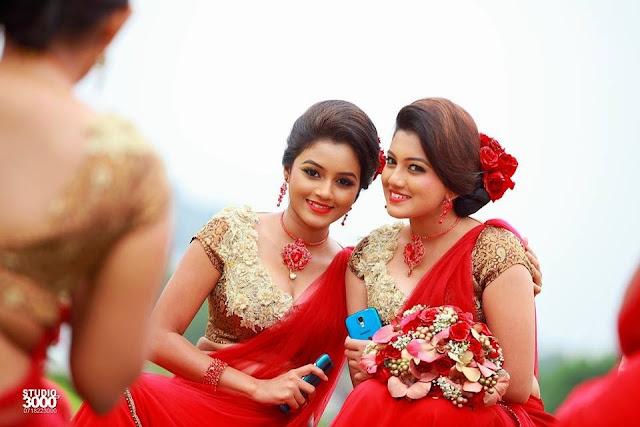 Menaka Peris Homecoming Photos Srilanka Actress And Models