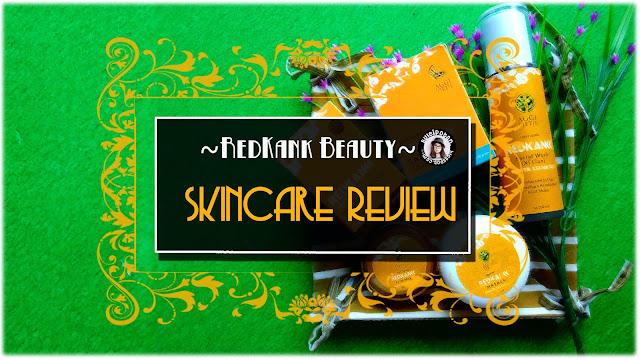 [Product Review] Redkank Skincare untuk kulit Wajah dan Tubuh