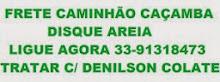 Frete e Disk Areia 91318473