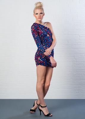 koton sonbahar elbise modelleri 2013-14