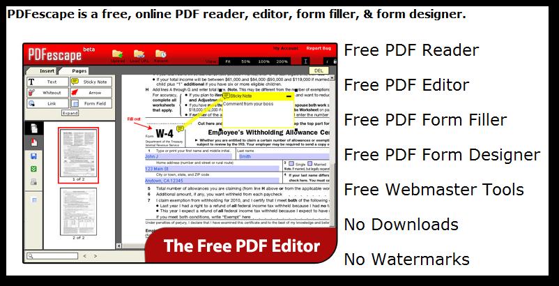 Cómo editar archivos en formato PDF