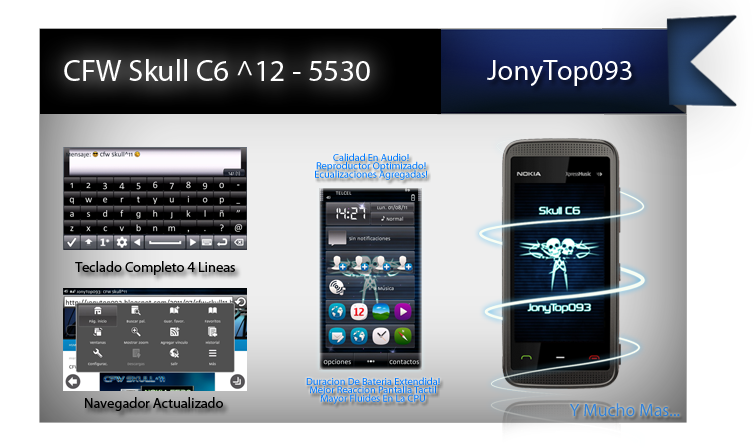 JonyTop093: CFW Skull 12