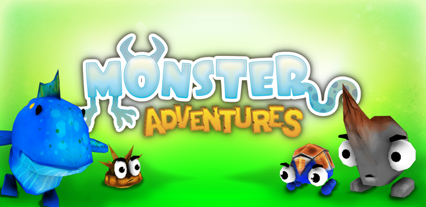 Monster Adventures Apk v1.00.08.3 + Data Full