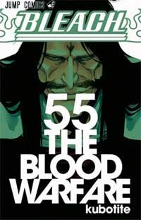 Ver Descargar Bleach Manga Tomo 55