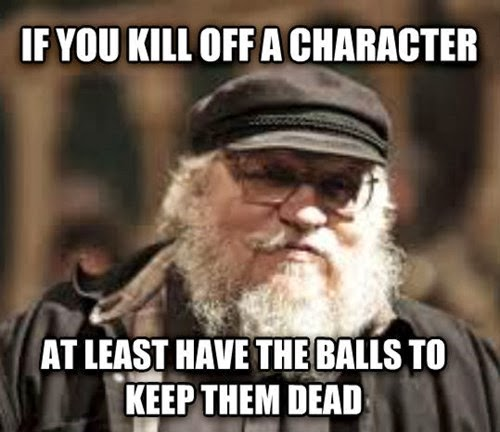 George R.R. Martin game of thrones memes