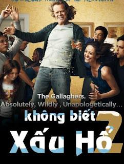 Phim Không Biết Xấu Hổ 2 - Shameless Season 2 [Vietsub] Online