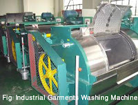Industrial Garments Washing