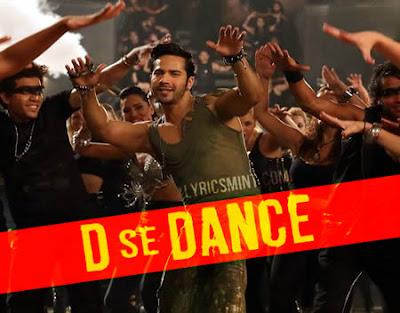 D Se Dance - Humpty Sharma Ki Dulhania
