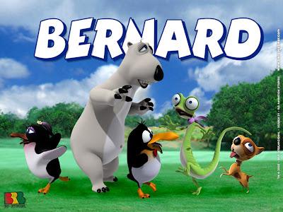 Bernard Bear Backkom polarbear wallpaper