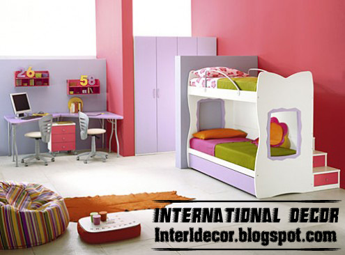 Kids Room Decoration on International Ideas For Kids Rooms Decorations