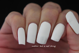 Seventeen Gel Colour - White Lady