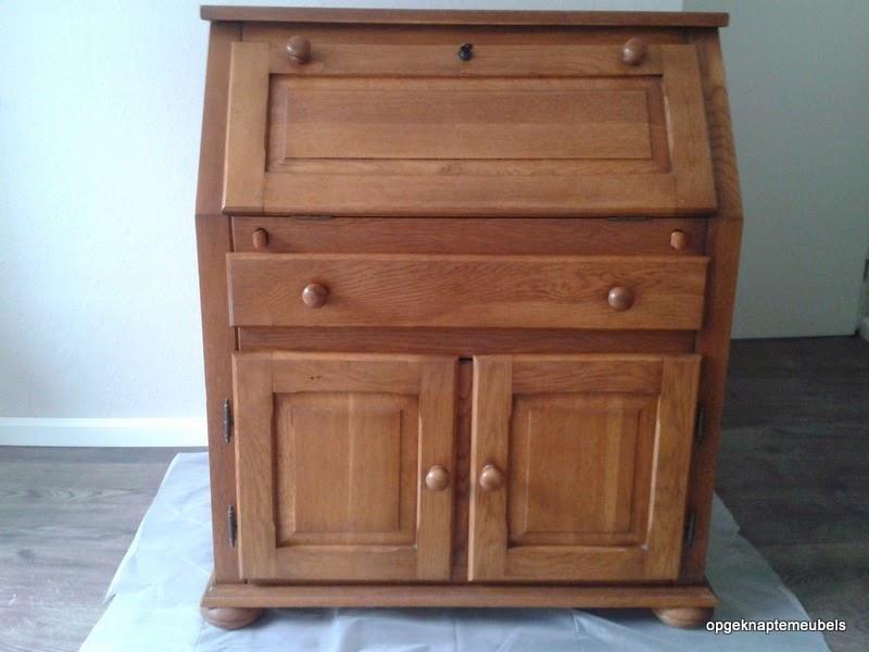 Meubels Wit Verven : Opgeknapte meubels: meubel verven stap voor stap