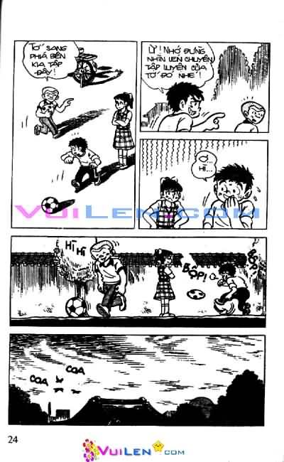 Jindodinho - Đường Dẫn Đến Khung Thành III  Tập 2 page 24 Congtruyen24h