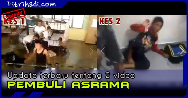 (Terkini) Status Baru Tentang 2 Video Pembuli Dalam Asrama