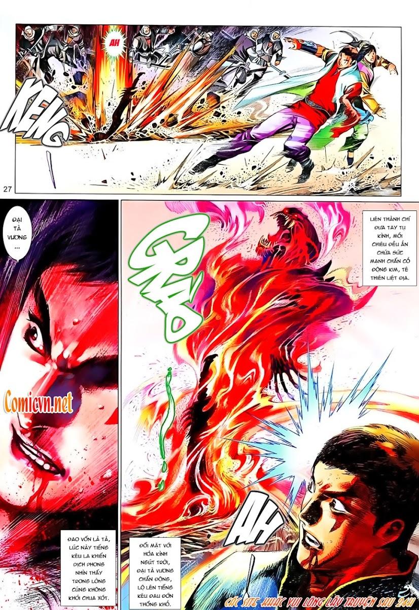 Phong Vân chap 648 Trang 25 - Mangak.info