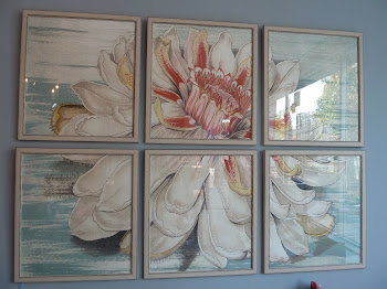 Waterlily Print Series