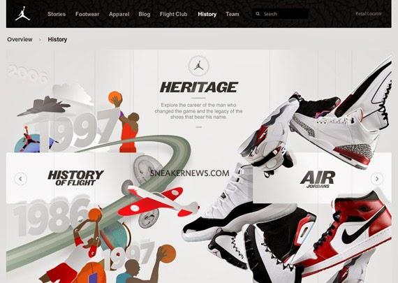 jordan brand official website