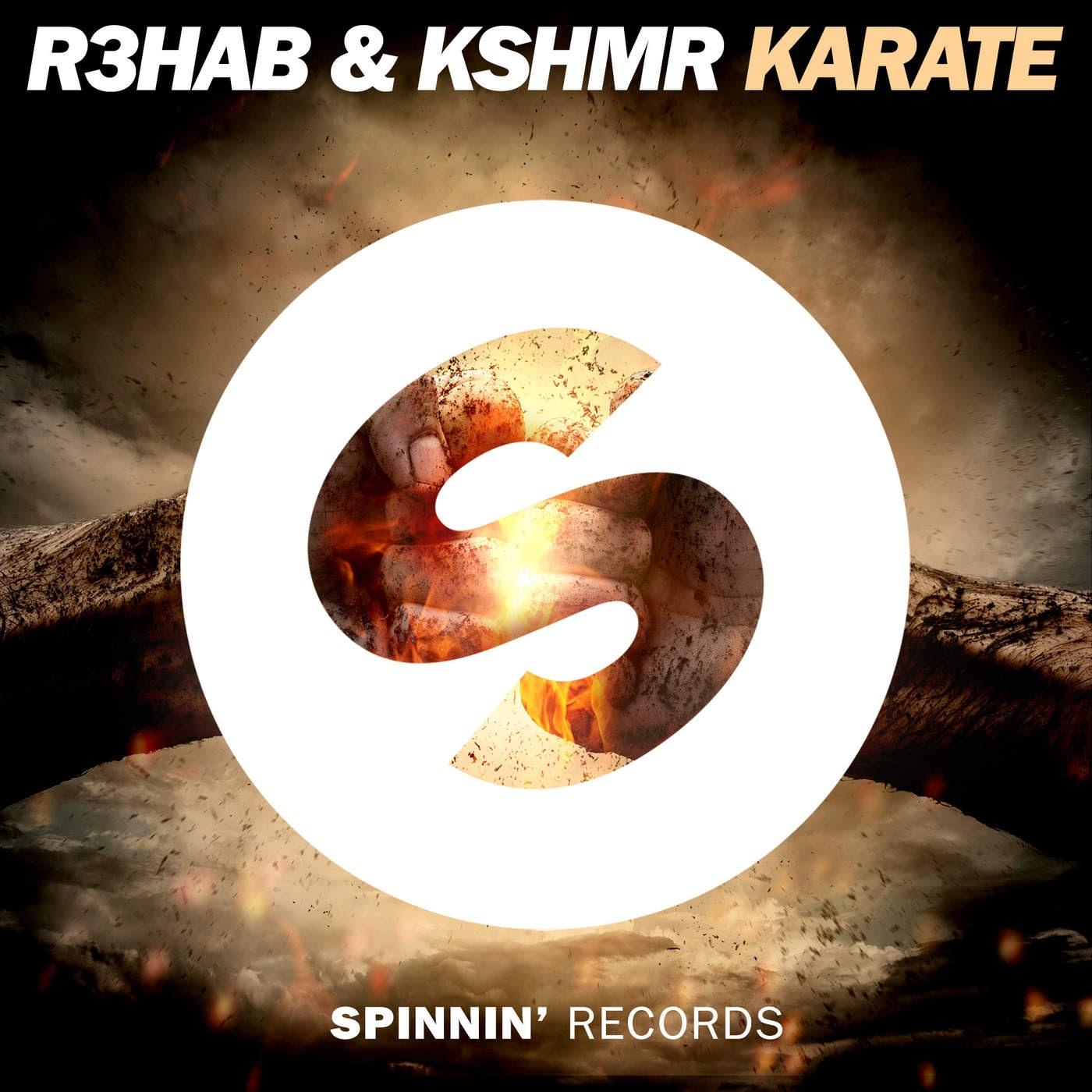 R3hab & KSHMR - Karate - Single  Cover