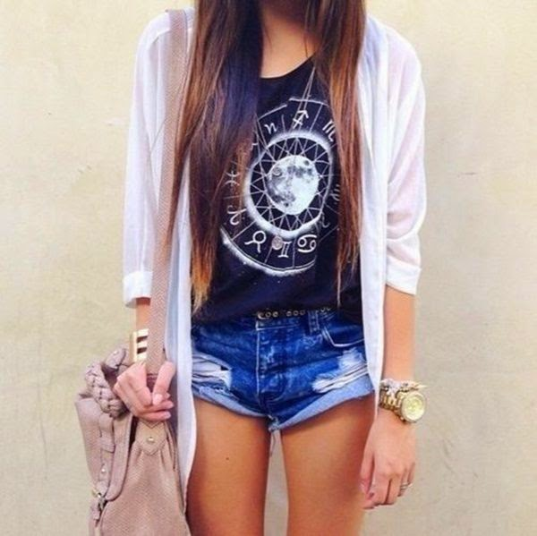 Cute Hipster Outfits For Girls |