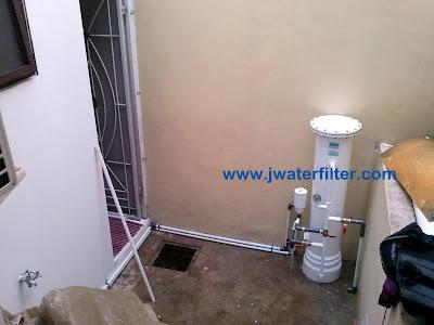 Filter Air_Penyaring Air_Penjernih AIr_Jwater_Cibubur_Mahogany_Cibubur