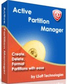 Box Active @ Partition Manager