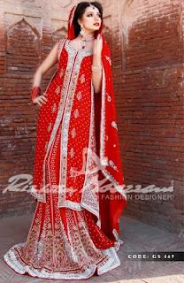 Embroidered Bridal Lehenga Dresses
