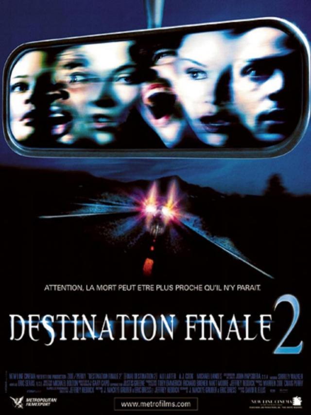 Đích Đến Cuối Cùng 2 - Final Destination 2 (2003)