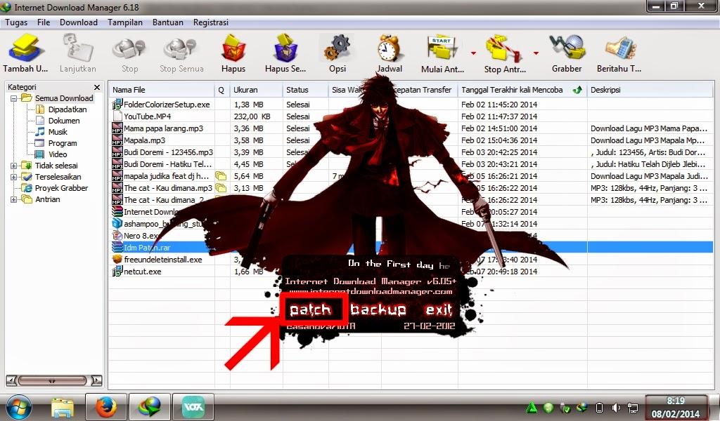 download patch idm