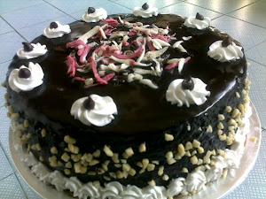 moist cake fudge