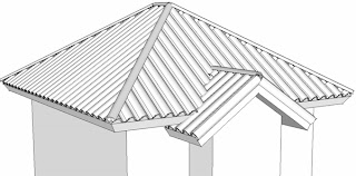 instant roof sketchup