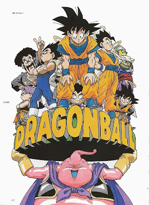 baixar Dragon Ball, Dragon Ball: Z e Dragon Ball: GT - Dublado Completos Torrent