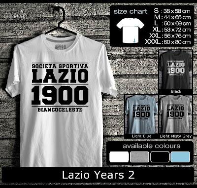 kaos distro lazio years 2