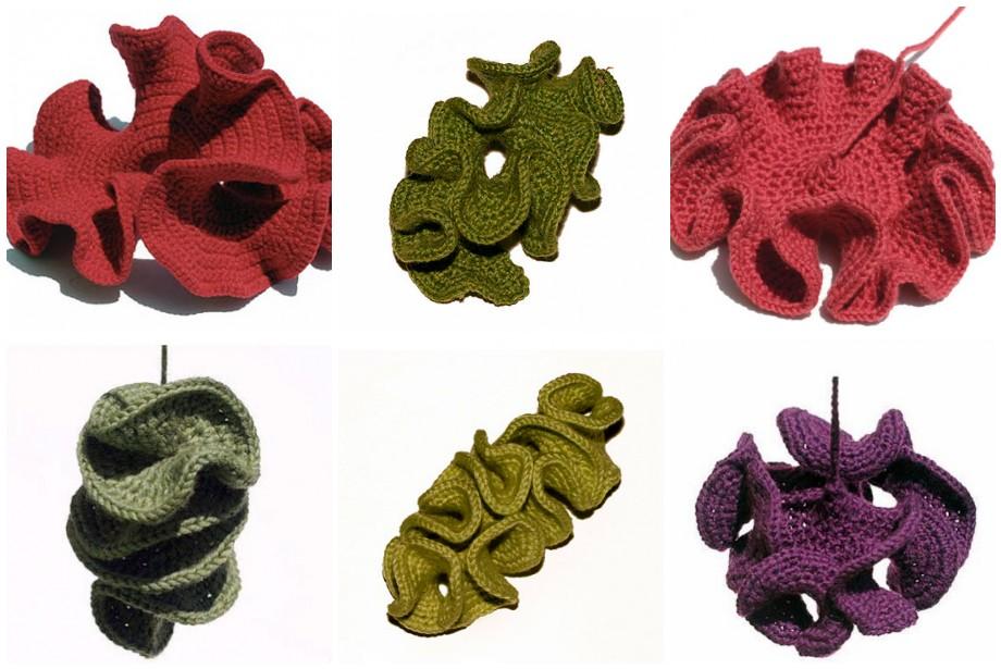 Mujeres Al Borde: La Ciencia del Crochet