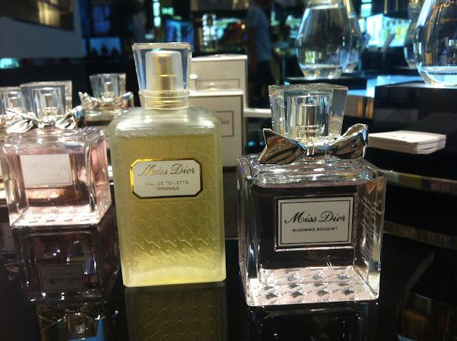 Miss Dior Blooming Bouquet italia review eau de toilette profumo fragranza dove trovare esclusiva La Rinascente Milano