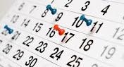 Calendari festius 2017