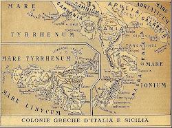 Magna Grecia in Costiera