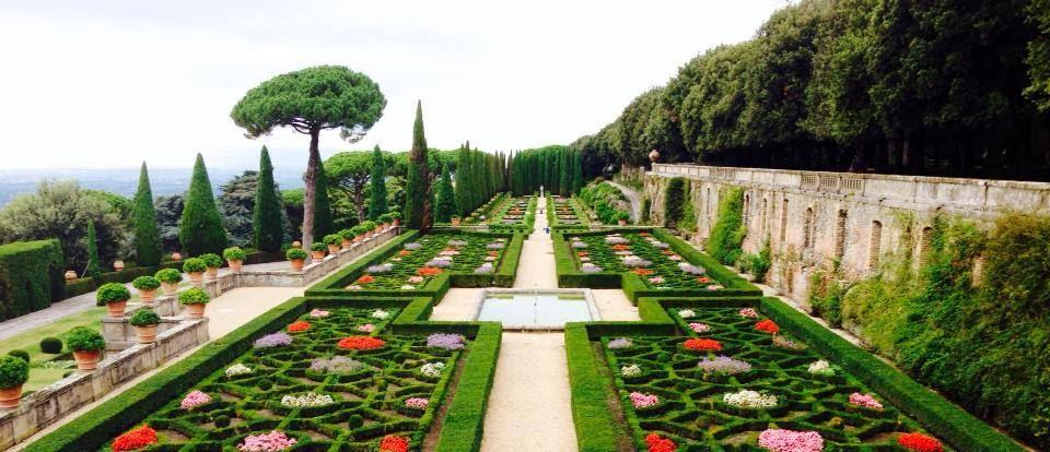 Medjugorje tutti i giorni il papa apre i giardini di castel gandolfo dal 1 marzo - I giardini di marzo ristorante roma ...