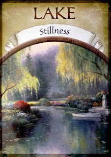 Lake - Stillness, Earth Magic Oracle