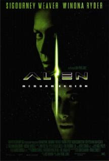 Alien Resurreccion (1997)
