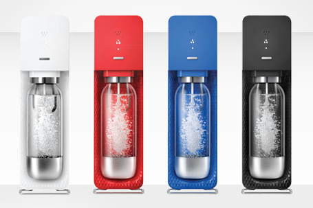 Sodastream sodamaking machines