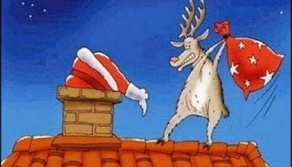 Christmas 2015 Funny Cartoons Picture Online for Kids