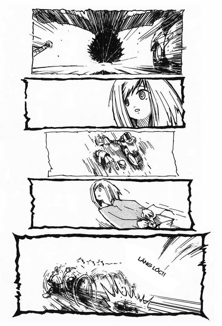 Furi Kuri chap 1 - Trang 8