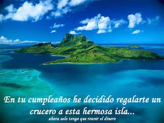 Frases Para Cumpleaños: En Tu Cumpleaños He Decidido Regalarte Un Crucero